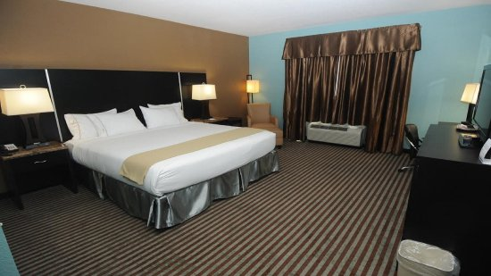 Holiday Inn Express Somerset: Guest Room