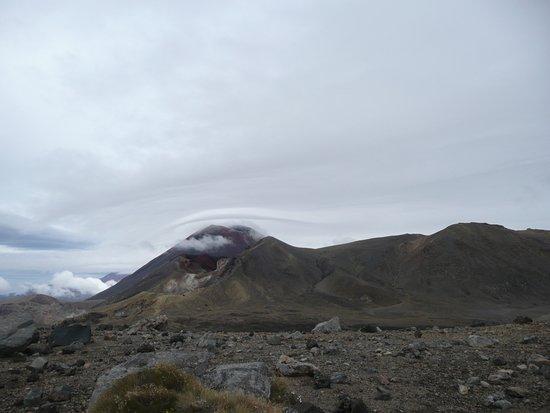 Tongariro National Park, Nuova Zelanda: Mt Ngauruhoe