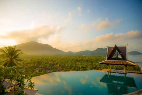 InterContinental Samui Baan Taling Ngam Resort: Swimming Pool