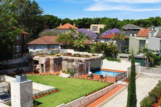 Randwick, ออสเตรเลีย: Gardens Pool