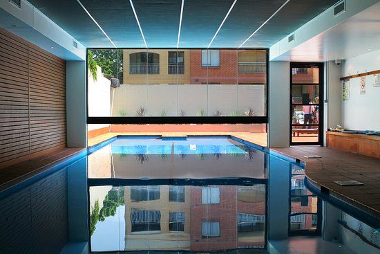 Randwick, ออสเตรเลีย: Indoor Pool