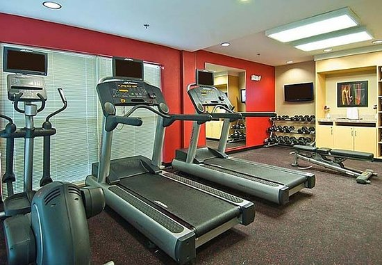 TownePlace Suites Baton Rouge Gonzales: Fitness Center