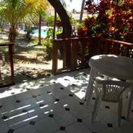 Mangan, India: 1 Bdrm Queen Terrace w Kit