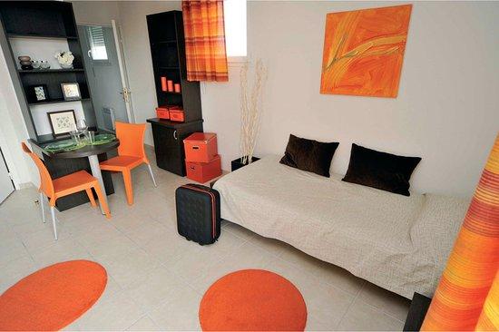 Appart'City Thonon-les-Bains : Studio Pax Double