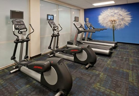 SpringHill Suites Lafayette South at River Ranch: Fitness Center