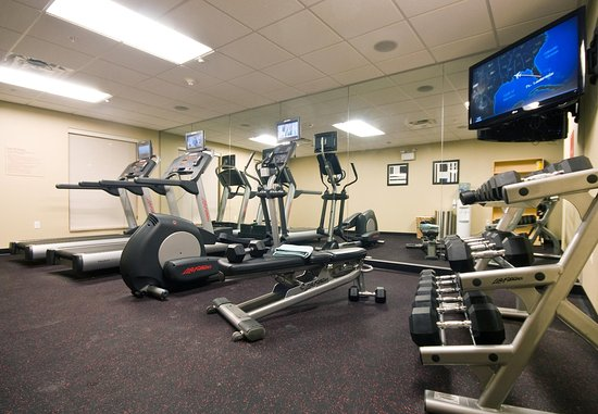 TownePlace Suites Williamsport: Fitness Center