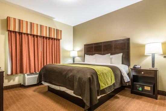 Scott, Luizjana: Guest room