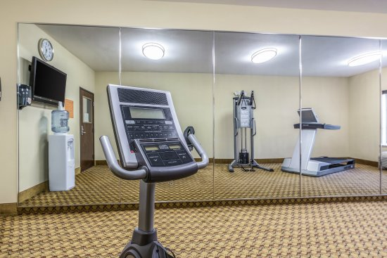Comfort Inn & Suites: Fitness Center