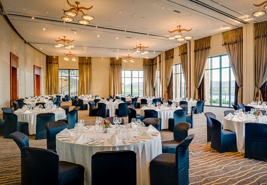 Kleinmond, Sydafrika: Conference Room – Banquet Setup