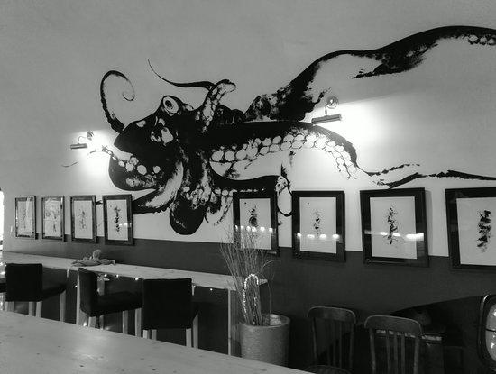 Carpentras, Francia: Expo peinture