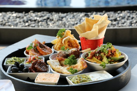 Riva Surya Bangkok: A Set of Tapas - available everyday from 3pm