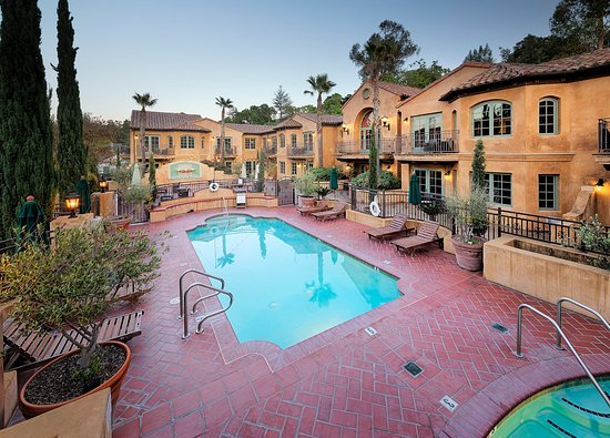 Los Gatos, Kaliforniya: Pool Deck