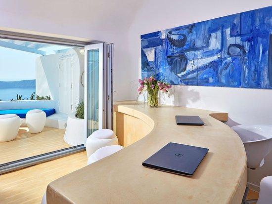 Astra Suites: Reception