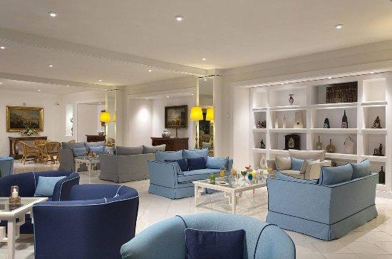 Grand Hotel Capodimonte: Bar