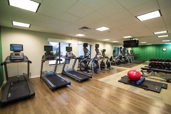Bordentown, NJ: Fitness Center