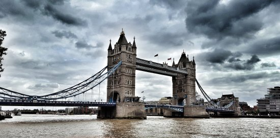 Staybridge Suites London-Stratford City: Tower Bridge