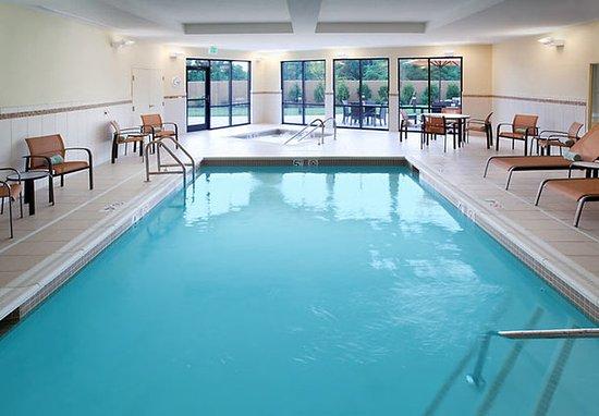 Westampton, Nueva Jersey: Indoor Pool & Spa