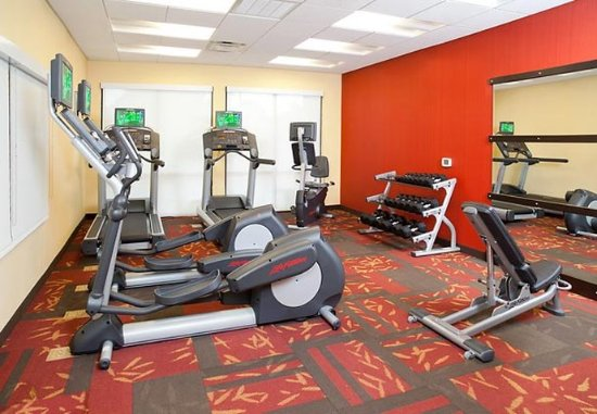 Courtyard Burlington Mt. Holly/Westampton: Fitness Center