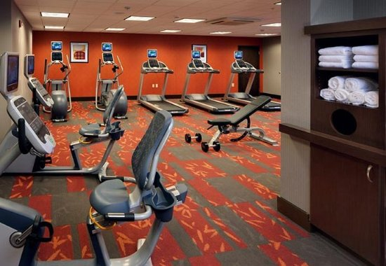 Residence Inn Midland: Fitness Center