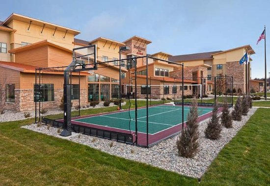 Residence Inn Midland: Sports Court®