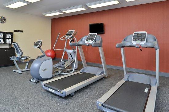 Ottumwa, IA: Fitness center