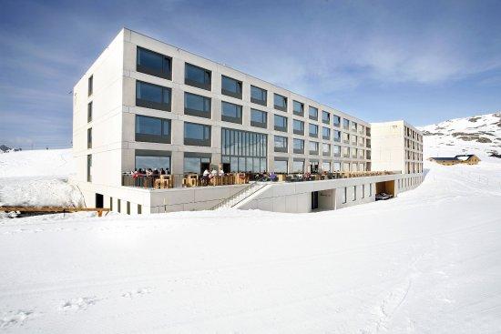 Melchsee-Frutt, سويسرا: frutt Lodge & Spa Winter
