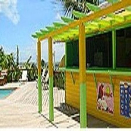 Saint George, Antigua: Bar Lounge