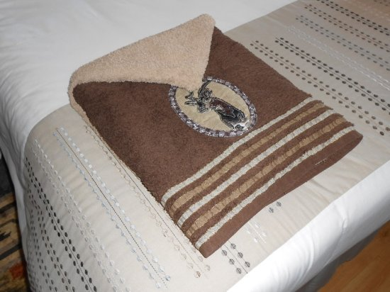 Sabie, Zuid-Afrika: Bath and Hand Towels available