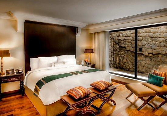 JW Marriott El Convento Cusco: Luxury Suite
