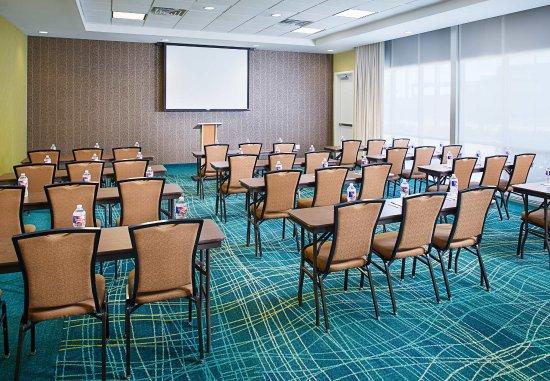 Richardson, TX: McKamy Meeting Room - Classroom style Setup
