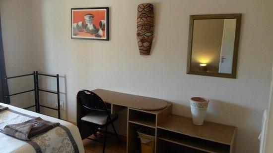 Sabie, Afrika Selatan: Bridal Veil Falls Suite - Bedroom