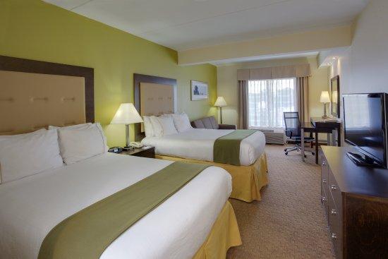 Laurel, MD: Double Bed Guest Room