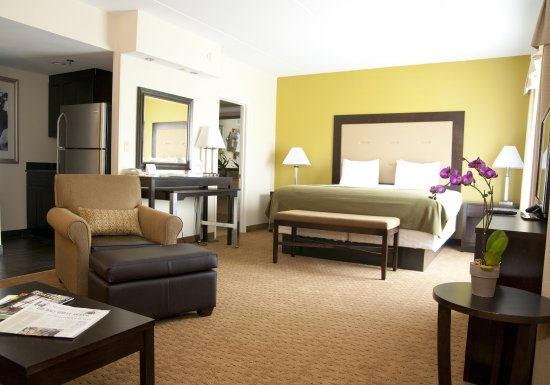 Holiday Inn Express & Suites Laurel: Executive King Suites