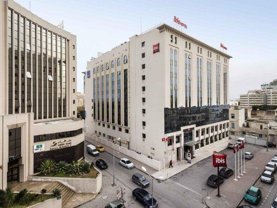 Ibis Tunis : Exterior
