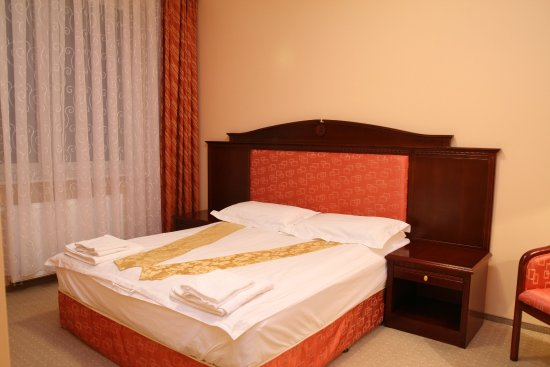 Royal Park Hotel & Spa: Double room standard