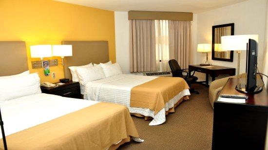 Holiday Inn Tijuana Zona Rio : Double Bed Guest Room
