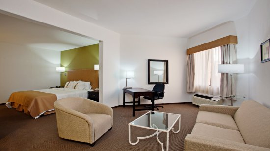 Holiday Inn Tijuana Zona Rio : Junior Suite