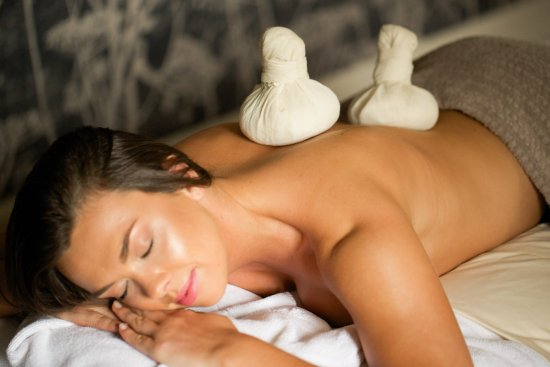 Benderloch, UK: Spa Therapy