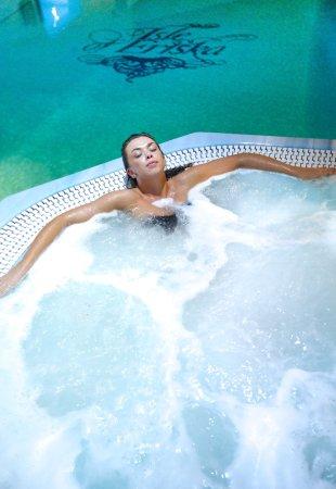 Benderloch, UK: Spa Pool