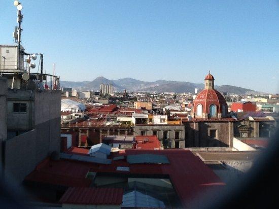 Hotel Catedral: Vista de la Terraza