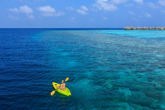 Dusit Thani Maldives: Resort Activity