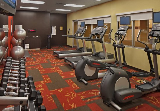 Courtyard Philadelphia Coatesville/Exton: Fitness Center