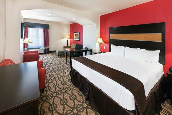 La Quinta Inn & Suites Pearsall : Guest Room