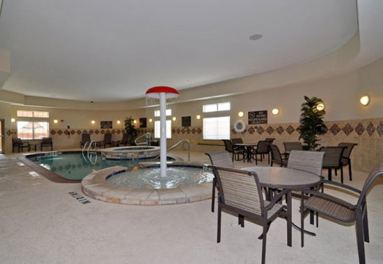 Woodway, TX: Indoor Pool