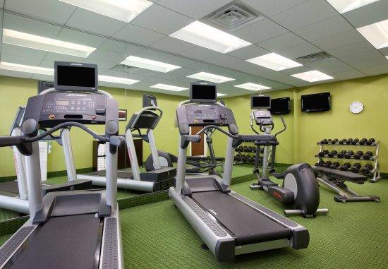Marietta, OH: Fitness Center