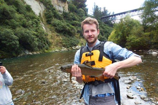 Napier, نيوزيلندا: Raft Fish NZ