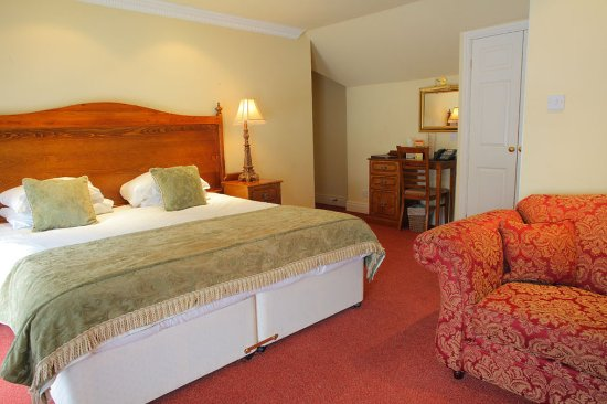 The Atherstone Red Lion Hotel: Executive Double