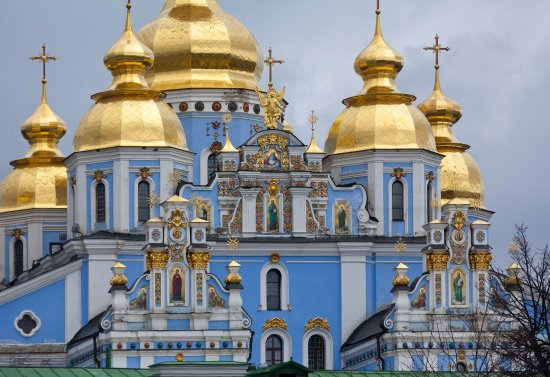 Fairmont Grand Hotel Kyiv: Saint Michael's Cathedral