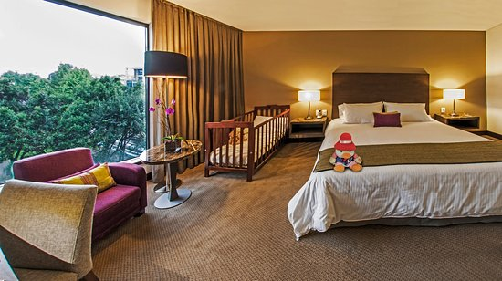 Morrison 114 Hotel : Hotel Morrison114 Superior King