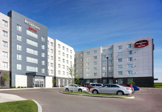 Residence Inn by Marriott Calgary Airport: Entrance